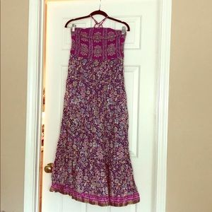 Anthropologie Maeve Maxi Dress in Size M